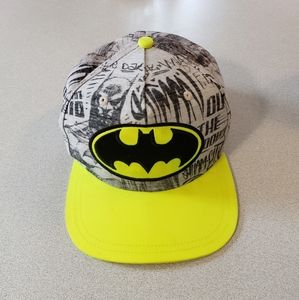 Batman baseball hat
